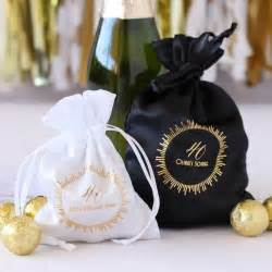 Favors Adults by Personalized Color Satin Birthday Favor Bag