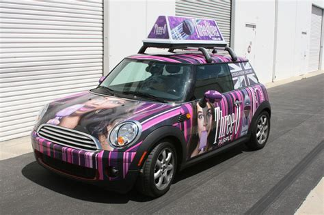 car wraps  vehicle graphics  iconography long beach