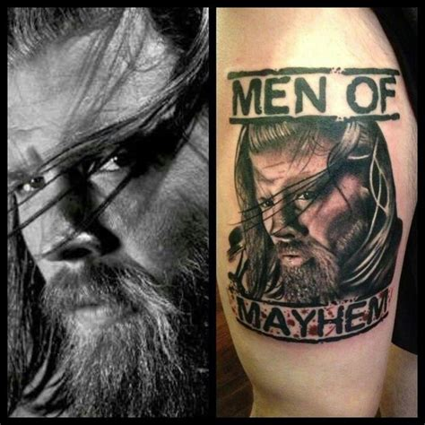 soa tattoos dedication quot opie quot sons of anarchy ideas
