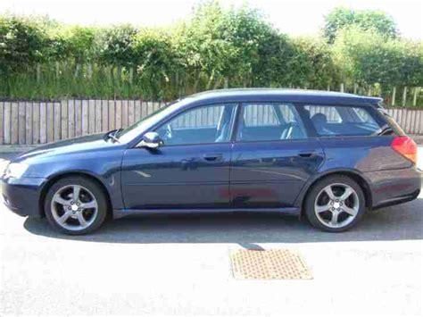 subaru legacy 2 0r subaru 2 0r legacy estate car 2006 car for sale