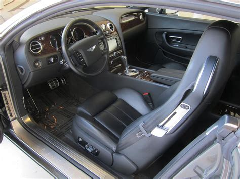bentley 2005 interior 2005 bentley continental gt 2 door coupe 170020