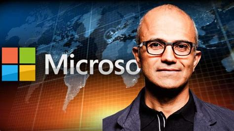 Satya Nadella S Major In Mba At Wharton by Microsoft Reports Lower Profits For Q3 2014 Market