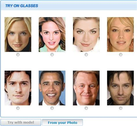 shapes of models faces sociological images