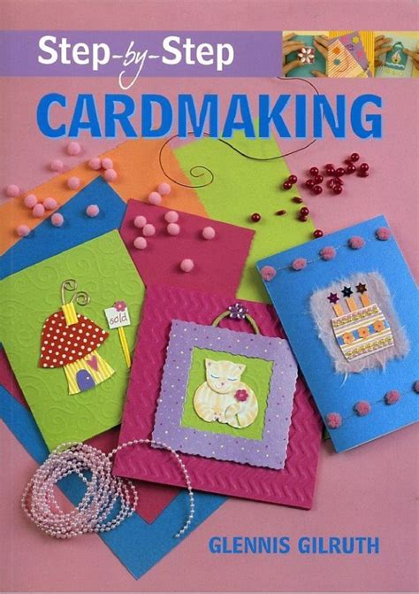 card step by step step by step card mag craft