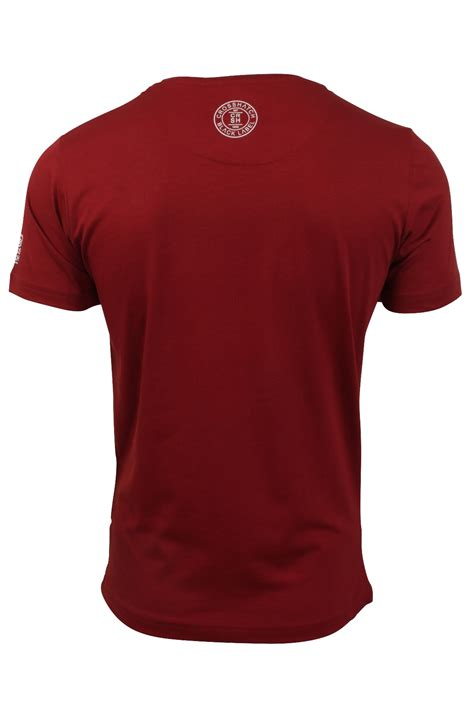 rugged t shirts mens t shirt by crosshatch rugged sleeved ebay