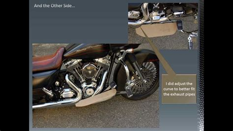 Motorcycle Footboards by Custom Motorcycle Floorboards