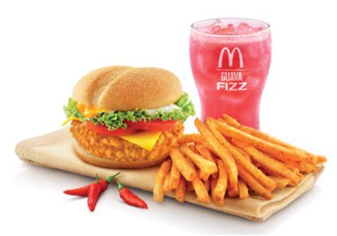 Mcd Spicy Peri Peri nomor telepon mcdonald delivery order pesan antar