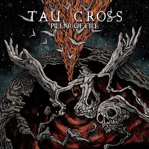 tau cross pillar  fire review angry metal guy