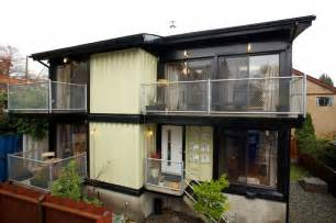 shipping container homes for shipping container homes zigloo domestique bc canada