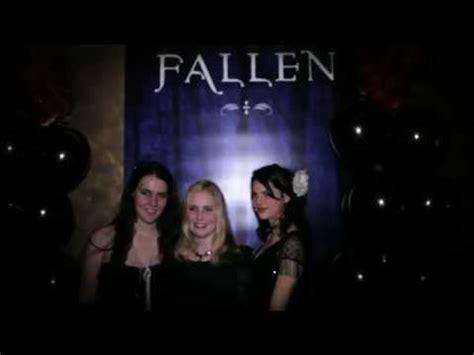 film fallen di lauren kate lauren kate s australian fallen tour teaser trailer