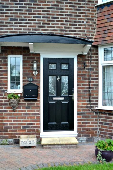 Yale Composite Front Doors Our New Yale Front Door Tidylife