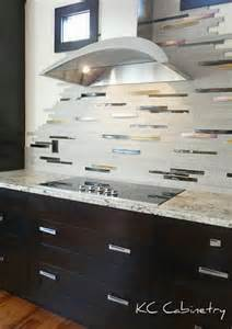 Contemporary Kitchen Backsplashes by Pin By Kc Cabinetry On Kitchen Backsplash Treatments
