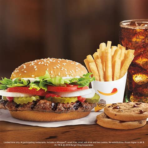 burger king home facebook