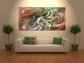 canvas home abstract flower canvas print quot flower quot in home