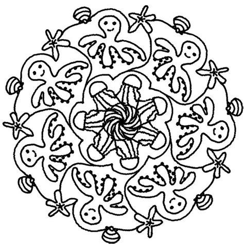 summer mandala coloring pages coloring page summer s mandalas estiu
