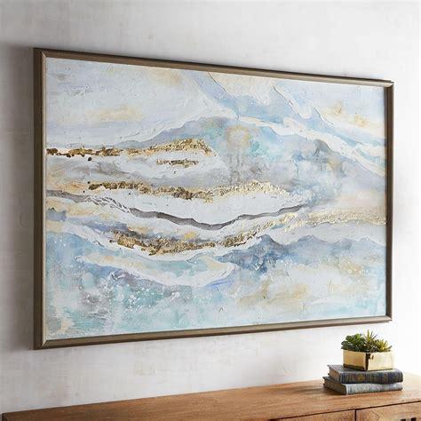 Framed Coastal Wall