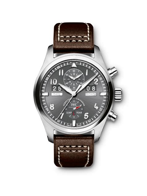 sihh 2016 iwc pilot spitfire collection with pricing
