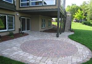 Backyard Paver Patio Ideas 25 Fascinating Paver Patio Designs Creativefan