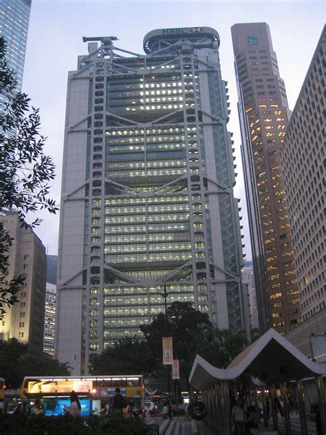 hsbc building hong kong high tech architecture wikipedia
