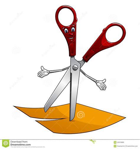 cartoon haircut scissors cartoon scissors cutting paper cartoon ankaperla com