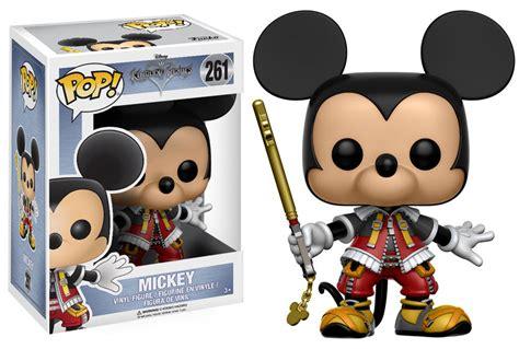 Funko Pop Mickey Mouse funko pop kingdom hearts mickey mouse figure