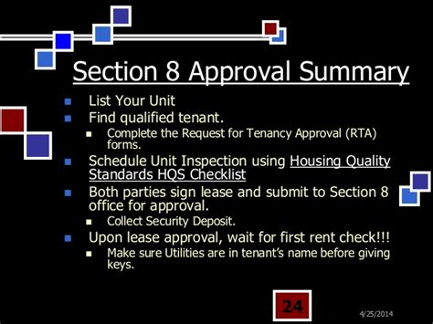 section 8 housing inspection failed mreia s section 8 or plan ocho presentation