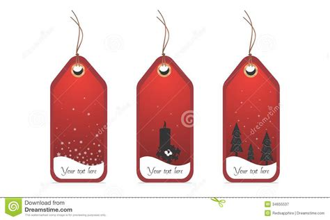 tags for image of editable vector illustration set of price tags labels with place