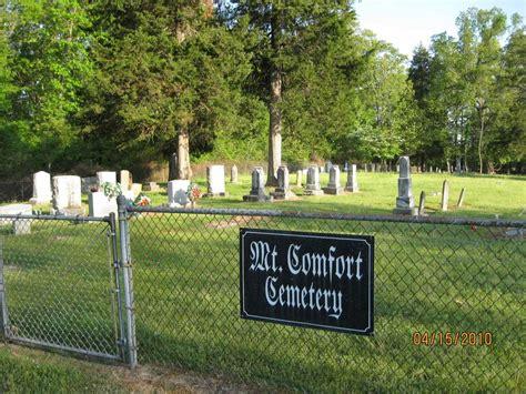 mount comfort cemetery mt comfort cemetery hardeman county tennessee