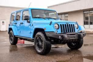 2017 jeep wrangler unlimited new car 4x4 dual top