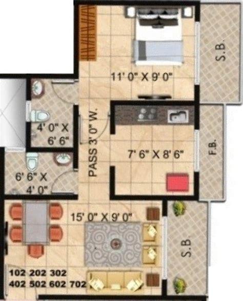 twin towers floor plans panvelkar twin towers in ambernath east mumbai price