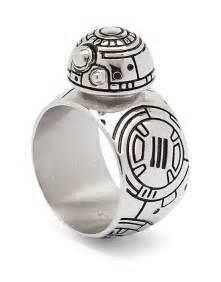 bb 8 droid 3d ring exclusive thinkgeek