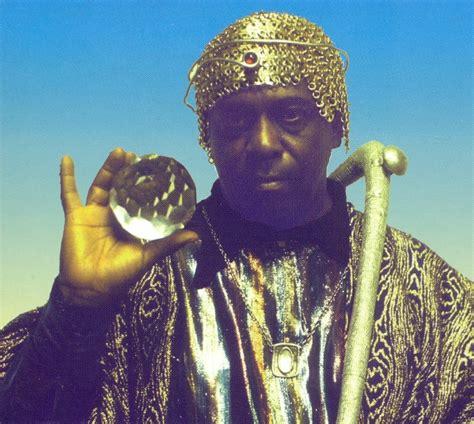 A Place In The Universe Sun Ra Afrofuturism