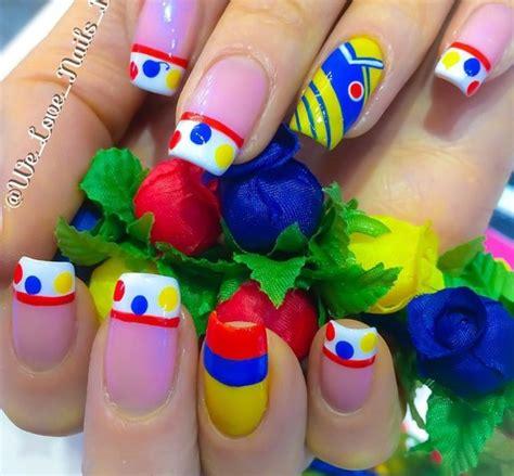 imagenes de uñas decoradas de colombia 2015 pin de elue gb en elue 1 pinterest u 241 a decoradas
