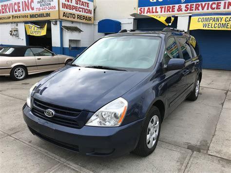 used 2008 kia sedona lx minivan 3 990 00