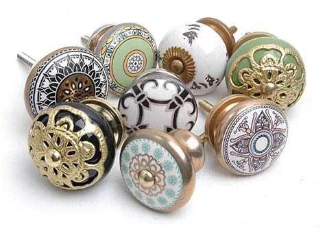 Antique Knobs by Vintage Style Antique Finished Ceramic Cupboard Knobs