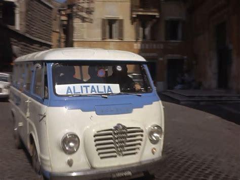alfa romeo mpv imcdb org 1959 alfa romeo romeo 2 autobus in quot gidget goes