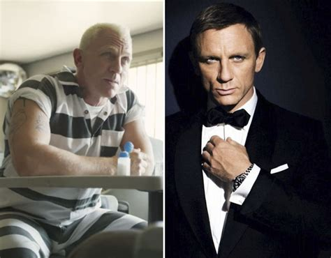 Bond 007 Daniel Craig White bond chris hemsworth speaks on idea of replacing