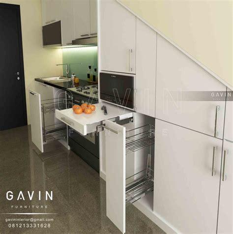 gambar desain furmiture lemari dapur desain lemari dapur model minimalis di kebayoran kitchen