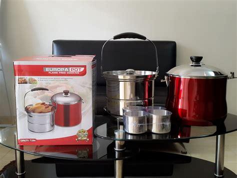 Panci Serbaguna Prima Cook kado lebaran murah izzy cook panci masak serbaguna steamer