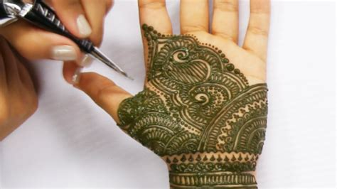 how to remove black henna tattoo 7 hours of henna tattoos in 90 seconds