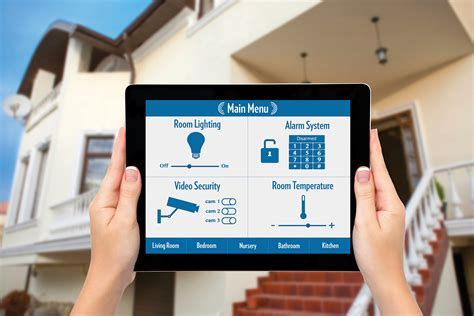 the investment in a smart home security system