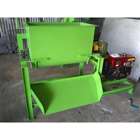 Mesin Mixer Pakan Ternak jual mesin mixer pakan ternak mesin pellet oleh cv