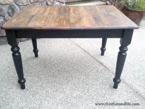 Best Finish For Kitchen Table 25 Best Ideas About Black Table On Kitchen Black Cake Stand And Black