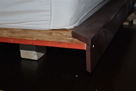 Diy Bed Platform Platform Bed Diy My Home