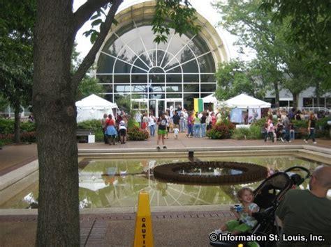 St Louis Botanical Garden Events Missouri Botanical Garden In St Louis City