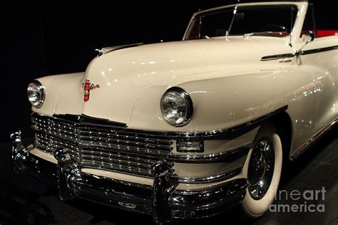 vintage chrysler vintage chrysler photograph by wingsdomain and photography