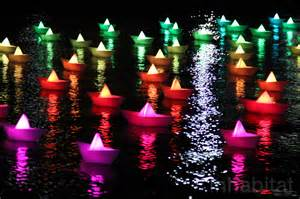 baltimore lights large scale light festival in us casts a magical