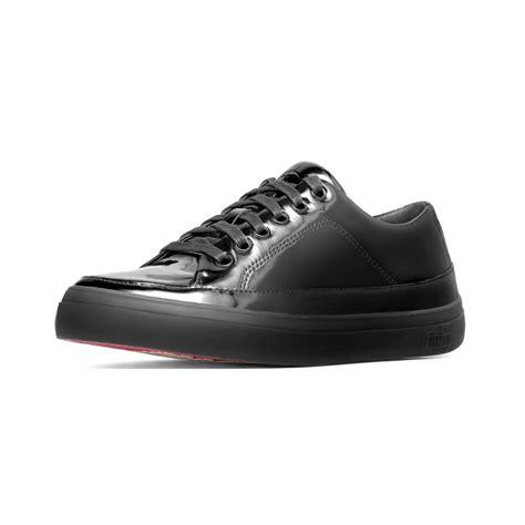 flat sneaker fitflop t sneaker black patent fitflop from
