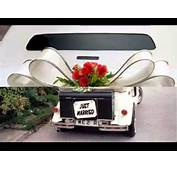 Easy Diy Projects Ideas For Wedding Car Decoration  YouTube