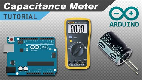capacitance meter arduino how to make an arduino capacitance meter